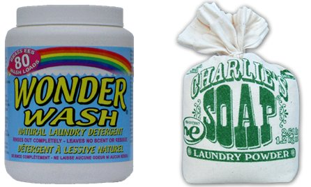 Wonder Wash VS Charlies - Are they the same?