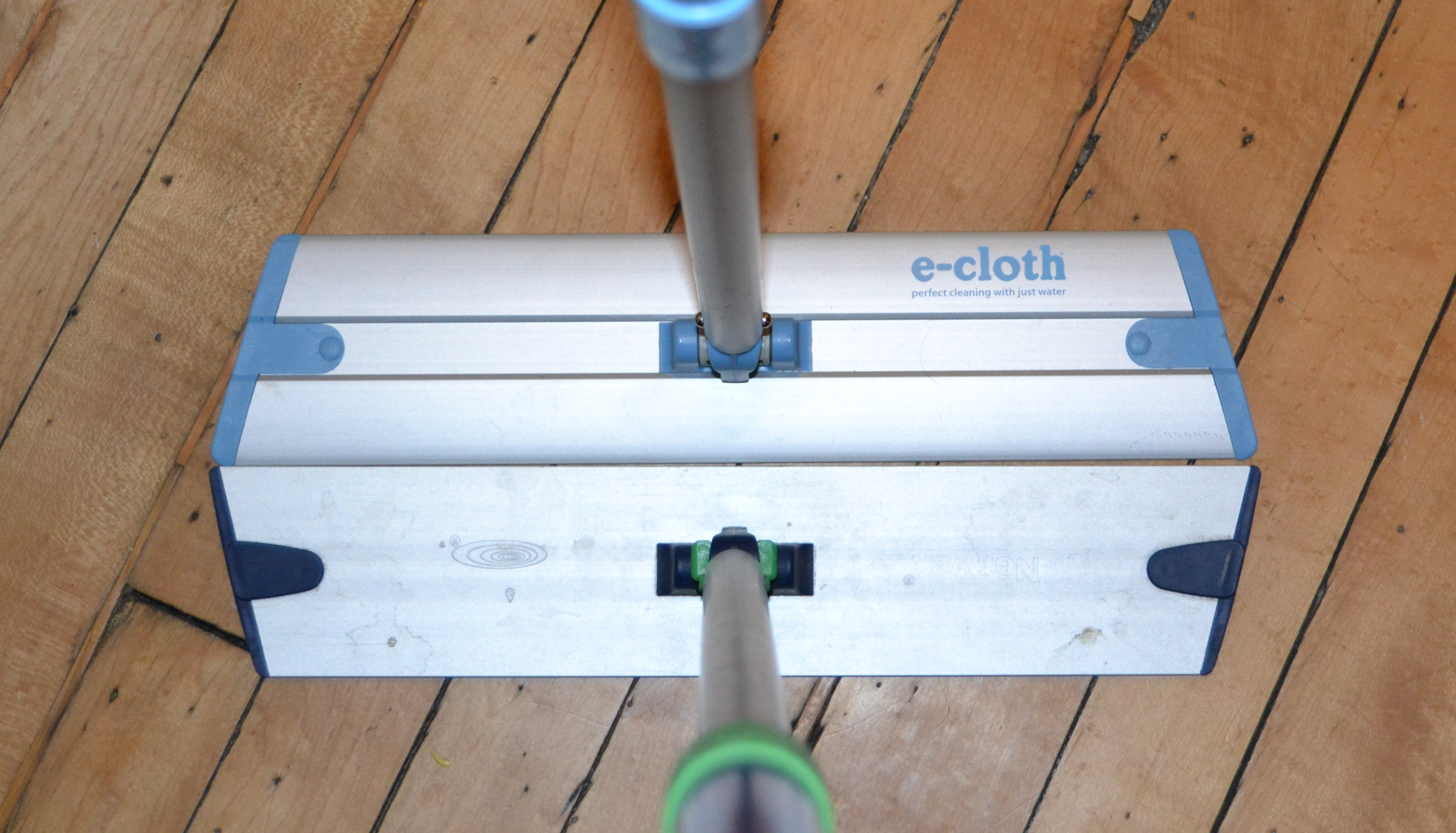 E Cloth Versus Norwex Mop Bases Are Practically Identical