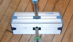 e-cloth versus norwex mop - mop bases are practically identical