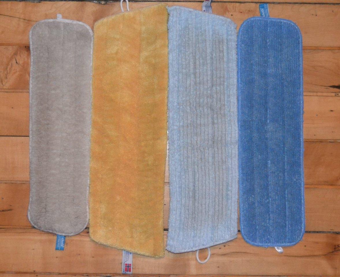 Microfiber Cloth Mop Pad e Cloth And Norwex Mop Pads