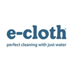 ecloth perfect cleaning with just water logo