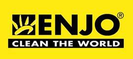 enjo clean the world logo
