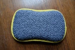 ecloth washing up pad scrubber side