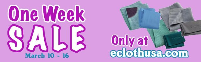 one week sale at eclothusa.com