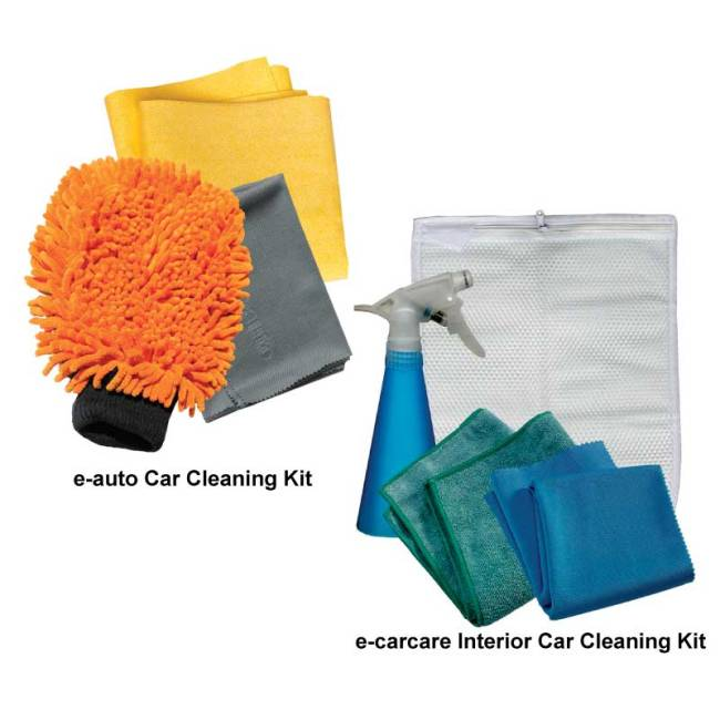 e-cloth car washing bundle