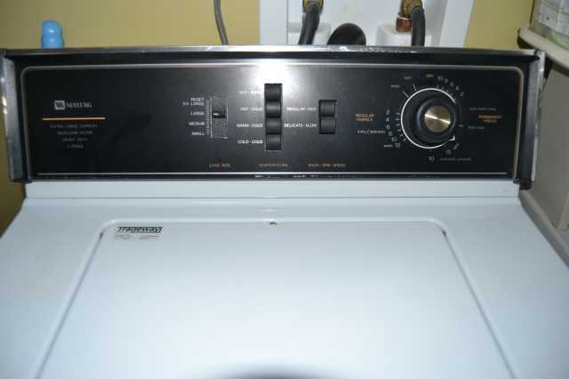 Launder your e-cloth in hot water