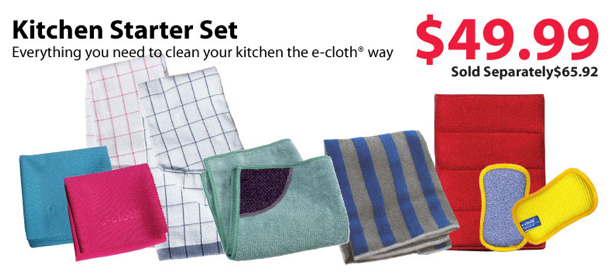 Kitchen Starter Set Big W