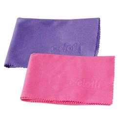 e-cloth 2 for 1 Glass & Polishing Cloths
