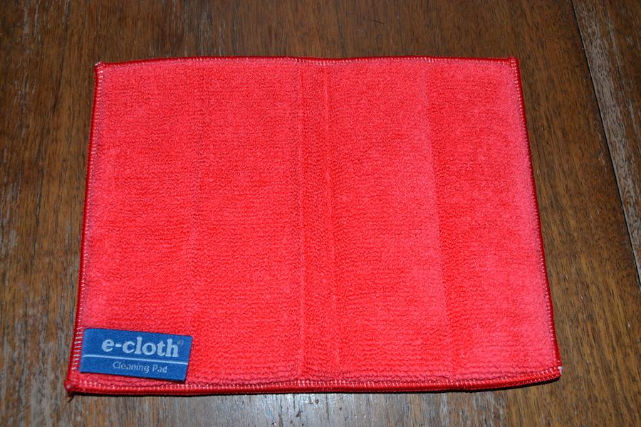 ecloth cleaning pad versus norwex bathroom mitt