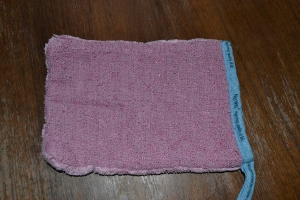 norwex bathroom scrub mitt review