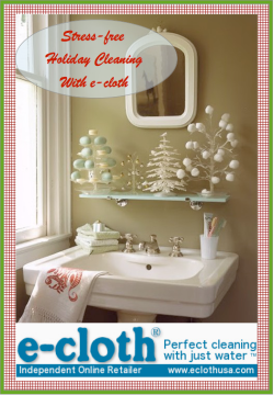 Stress-free Holiday Cleaning